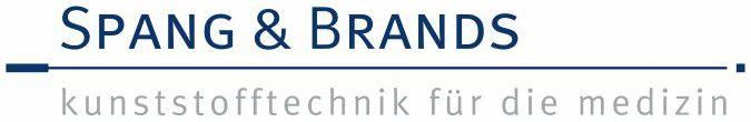 Logo of Spang & Brands GmbH  -  kunststofftechnik für die medizin
